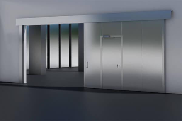 Branddeuren voor uw bedrijf incl vluchtdeur brabant deur for Brabant deur