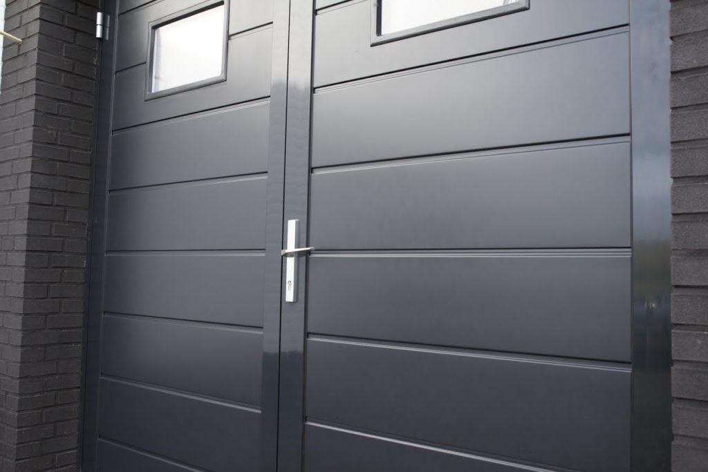 Openslaande Deuren Kosten : ✓ openslaande garagedeuren op maat gemaakt brabant deur