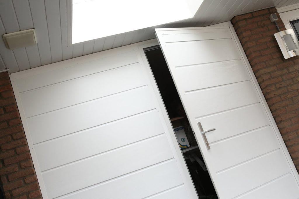Houten Garagedeuren Prijs : ✓ openslaande garagedeuren op maat gemaakt brabant deur