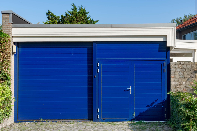 Openslaande garagedeuren op maat gemaakt brabant deur for Brabant deur