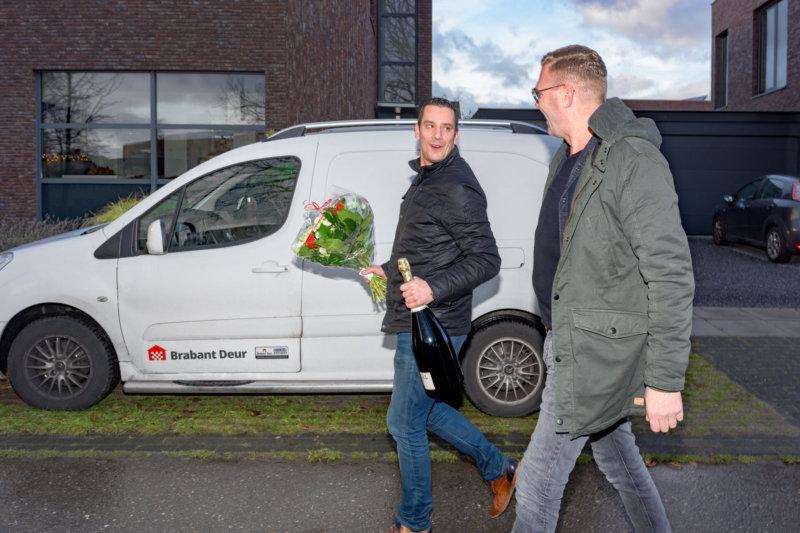 winnaars gratis deur actie | Brabant Deur