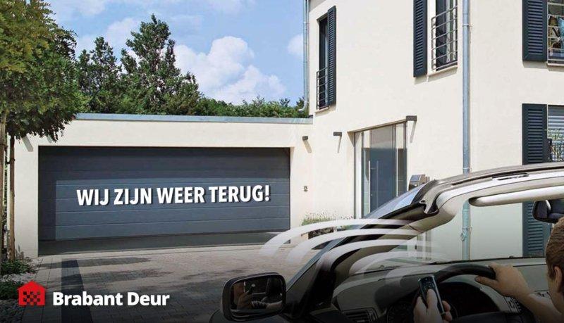 vakantiebericht weer thuis | Brabant Deur